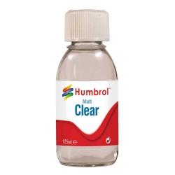 Humbrol Clear - Matt AC7434 - lak 125ml