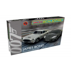 Autodráha MICRO SCALEXTRIC G1122 - James Bond (1:64)