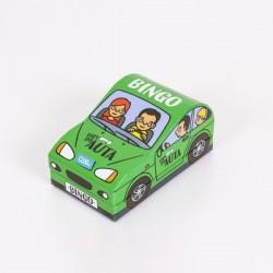 Hry do auta Bingo