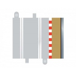 Rozšíření trati SCALEXTRIC C8223 - Half Straight Border/Barrier