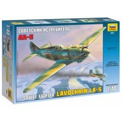 Model Kit lietadlo 4803 - Lavochkin La-5 (1:48)